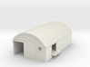 NZR 30' by 50' Curved Roof Goods Shed NZ120 3d printed