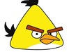 AngryBirds Yellow 3d printed