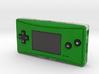 1:6 Nintendo Game Boy Micro (Green) 3d printed