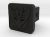 1.25Hitch - Decepticon 3d printed