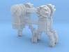 Dwarf B&O CPL-GndBrkt(3) - HO 87:1 Scale 3d printed