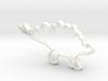 Stegosaurus cookie cutter 3d printed