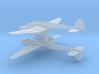 1/300 Focke-Wulf FW187 x 2 3d printed
