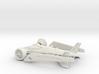 Flakker the flying car - Concept Design Quest 3d printed