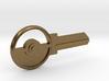 Pokeball House Key Blank - SC1/68 3d printed