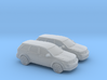 1/148 2X 2009 Dodge Journey 3d printed