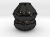 12-breasts shaped ceramic pot/small vase/calabash 3d printed