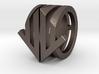 EF Arrow Ring 3d printed