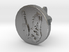 T-rex skull Cufflink 3d printed