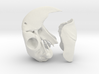 Macaw Skull 3d printed