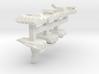"""""""Team Claymore"""" 3mm Anti-Grav Armor Sample Pack 3d printed"""