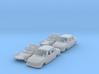 SET 2x Skoda 105/120 (N 1:160) 3d printed