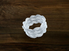 Turk's Head Knot Ring 5 Part X 10 Bight - Size 7.5 3d printed