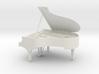 1/12 Grand Piano Alone 3d printed