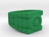 Size 9 Green Lantern Ring 3d printed