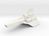 Battlestar galactica viper 3d printed