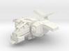Super Soldier Hover Fighter 3d printed