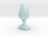 Porcelain Small Plug 3d printed