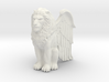 Lion, Winged, 42mm 3d printed