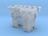Dwarf B&O CPL-UpperSpdLamps(3) 'O'/027 - 48:1 Scal 3d printed