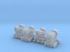 Dwarf B&O CPL-LowerSpdLamps(6) 'O'/027 - 48:1 Scal 3d printed