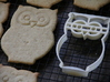 Owl Cookie Cutter 3d printed
