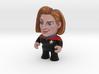 Janeway Star Trek Caricature 3d printed Captain Janeway Star Trek caricature