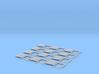 N Scale Loading Dock +Door 12pc 3d printed