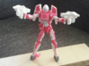 """""""NOVA"""" Transformers Weapons Set (5mm post) 3d printed Image by Remko. Weapon post modded to fit with MMC Azalea."""