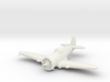 Curtiss P-36 'Hawk' 3d printed