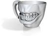 Moody Mugs:  Aggro! 3d printed
