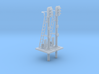 Pair of OO scale 3 Aspect Signals With Pole 1:76 3d printed