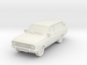 1:87 Escort mk 2 2 door estate hollow 3d printed
