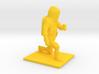 Level A Hazmat Technician Kneeling, 1/64 3d printed