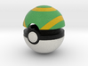 Pokeball (Nest) 3d printed