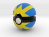 Pokeball (Quick) 3d printed