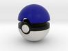 Pokeball (Captain's) 3d printed