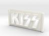 Banner Panel - Kiss 3d printed