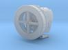 Bofors 40mm L/70 MEL 1:50 3d printed