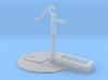 Street pump type: A 1:43( 0 ) scale 1 Pcs 3d printed