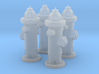 Hydrant type : A 1:35 4 Pcs 3d printed