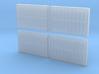 G 1:22,5 road drain type A ( 4 pcs set ) 3d printed