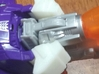 Galvatron Shoulders 3d printed