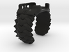 BRAID  For Iwatch Cuff 42mm MEDIUM 3d printed