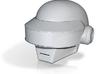 Bangalter Helmet 3d printed