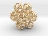 Egg of Life - Fractal Ganesha Sphere 30mm 3d printed