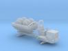 1/87 Scale Mini Dumper 3d printed