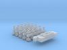 ESB/TFA Corridor Light Kit for DeAgo Falcon 3d printed