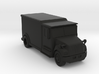 Armored Truck (Hollowed), 1/64 3d printed