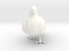 Bird No 3 (Doves) 3d printed